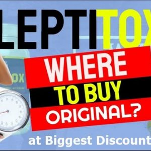 Lose Weight Fast at Home - Leptitox