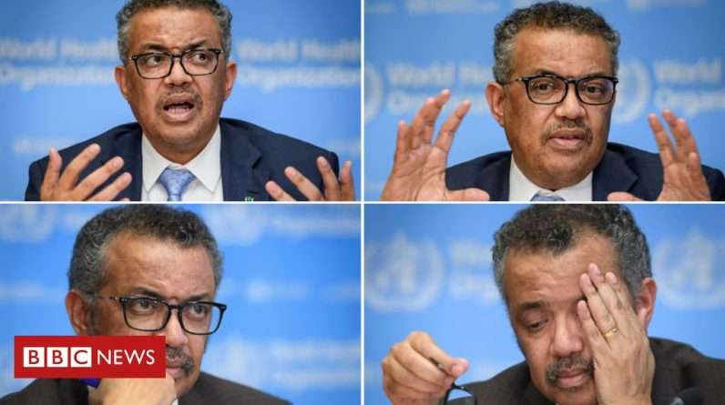 Health supplements fitness Tedros Adhanom Ghebreyesus: The Ethiopian at the heart of the coronavirus fight