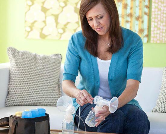 How to Use a Breast Pump