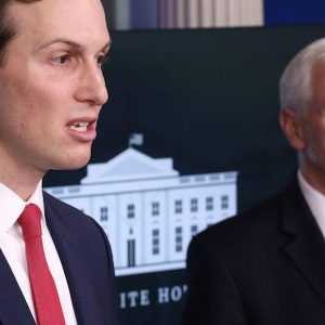 Health Supplements The Department of Health rewrote its definition of the federal health equipment stockpile so it didn't contradict Jared Kushner