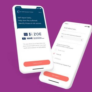 Health Supplements COVID-19 symptom self-reporting app from startup Zoe and academic partners expands to the U.S.