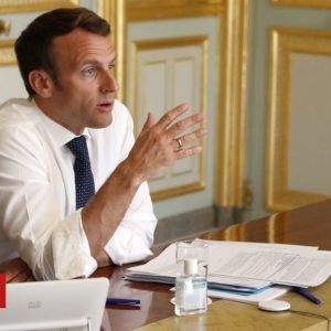 Health supplements fitness Coronavirus: Macron questions China's handling of outbreak