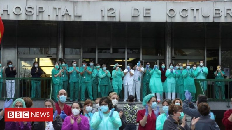 Health supplements fitness Coronavirus: Madrid's medical heroes in the fight of their lives