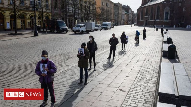Health supplements fitness Poland abortion: Protesters against ban defy coronavirus lockdown