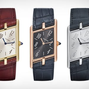 Health Supplements Cartier Tank Asymetrique Watch