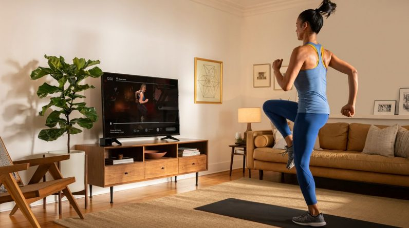 Health weight loss fitness news  With Peloton's app, you can dance your way through quarantine