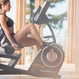 Health weight loss fitness news  Have back pain or bad joints? Get a recumbent bike.