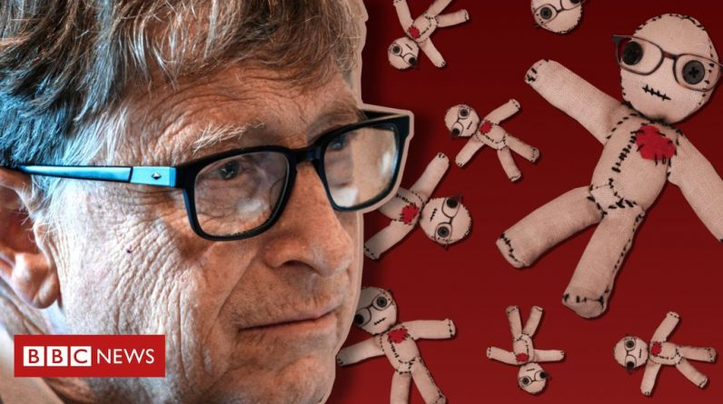 Health supplements fitness How Bill Gates became the voodoo doll of Covid conspiracies