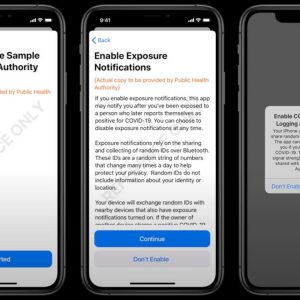 Health Supplements UK contact tracing app won't be ready on time; still mulling Apple/Google API