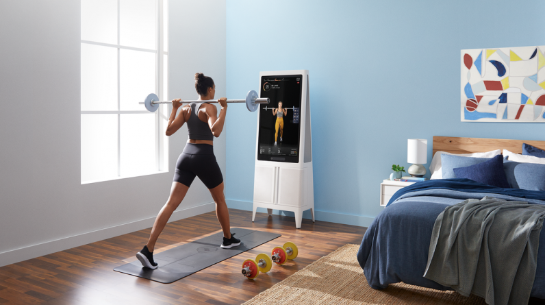 Health weight loss fitness news  Tempo Studio review: The answer to your at-home weight training needs