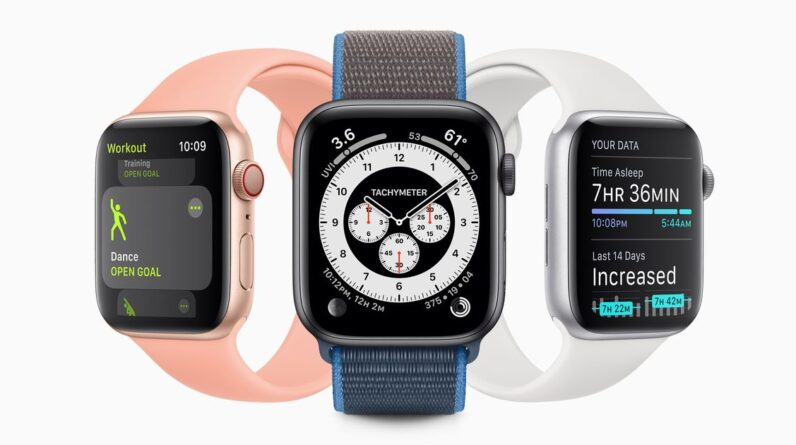 Health weight loss fitness news  Apple makes watchOS 7 official, with hand-washing, sleep tracking, and dancing