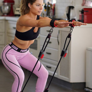 Health weight loss fitness news  Ditch your boring weights for this resistance band training system