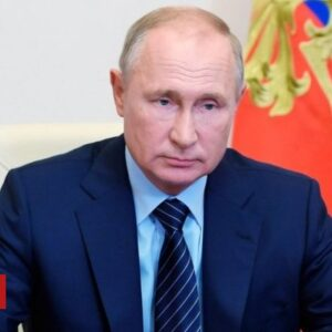 Health supplements fitness Coronavirus: Putin says vaccine has been approved for use
