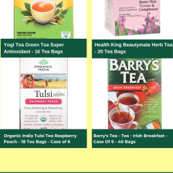 Health Supplements Bulk Organic Herbal Teas Online – OtteFoods