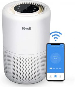 LEVOIT Air Purifiers for Home Smart WiFi Alexa Control